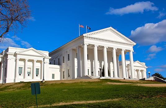 Hukum Virginia baru tentang senjata, perjudian, patung, kepemilikan ganja mulai 1 Juli | Berita utama