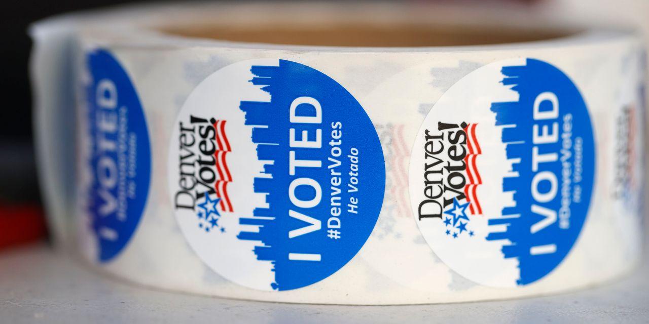 Berjudi Dengan Pemilih Colorado - WSJ
